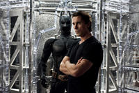 Christian Bale as Bruce Wayne in ``The Dark Knight Rises.''