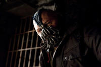 Tom Hardy as Bane in ``The Dark Knight Rises.''