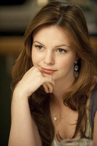 Amber Tamblyn as Mary Saunders in ``Main Street.''