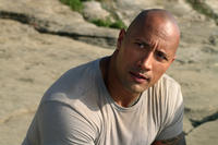 Dwayne Johnson as Hank in ``Journey 2: The Mysterious Island.''