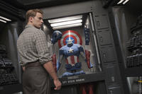 Chris Evans as Steve Rogers in ``The Avengers.''