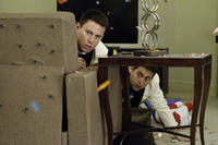 Channing Tatum as Jenko and Jonah Hill as Schmidt in ``21 Jump Street.''