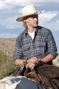 Boyd Holbrook as Douglas Cleary in ``The Reunion.''