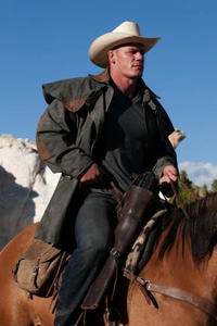 John Cena as Sam Cleary in ``The Reunion.''