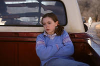 Amelia Hahn as Emma Jean Thornton in ``Deadline.''