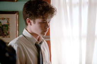 Harrison Gilbertson as Emmett in ``Virginia.''