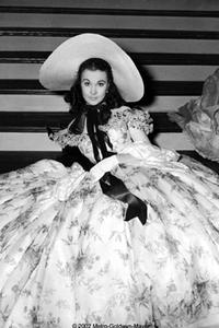 Vivien Leigh as Scarlett O'Hara in ``Gone with the Wind.''
