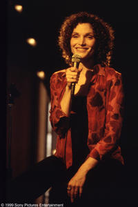 Mary Elizabeth Mastrantonio in