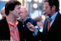 Robert DeNiro and Jerry Lewis in