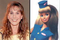 Jodi Benson as the voice of Barbie in Disney's Toy Story 2