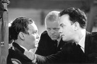 Doug Hutchison, David Morse and Tom Hanks in Castle Rock's The Green Mile