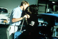 A scene from American Graffiti.