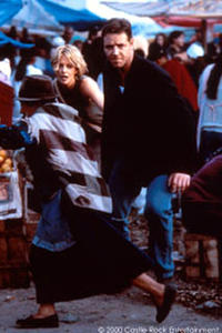 Meg Ryan and Russell Crowe in