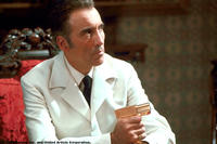 Christopher Lee in