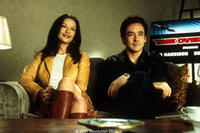 Catherine Zeta-Jones and John Cusack star in the Revolution Studios/Columbia Pictures romantic comedy AMERICA'S SWEETHEARTS.