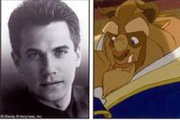 Robby Benson as The Beast.