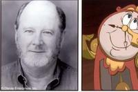 David Ogden Stiers as Cogsworth/Narrator.