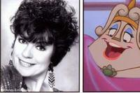 Jo Anne Worley as The Wardrobe.