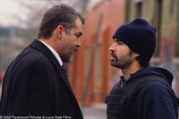 Ray Liotta as Lt. Henry Oak and Jason Patric as Nick Tellis in NARC.