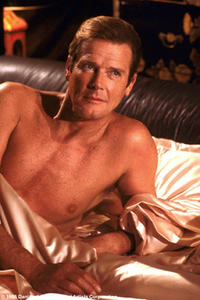Roger Moore in