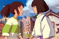 A mysterious youth named Haku becomes Chihiro's friend and ally when she enters a strange spirit world.