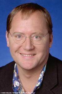 Academy Award Winner John Lasseter guided the English language version of