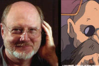David Ogden Stiers, voice of Kamaji.