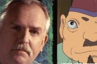 John Ratzenberger, voice of Assistant Manager.