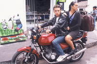 Jhon Alex Toro and Catalina Sandino Moreno in