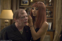 Wallace Shawn as Baron Von Westphalen and Bai Ling as Serpentine in