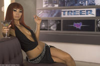 Bai Ling as Serpentine in