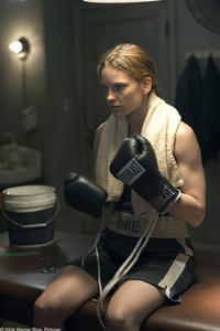 HILARY SWANK as Maggie in Warner Bros. Pictures' drama