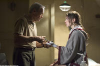CLINT EASTWOOD as Frankie and HILARY SWANK as Maggie in Warner Bros. Pictures' drama