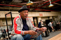 MORGAN FREEMAN as Scrap in Warner Bros. Pictures' drama