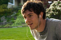 Adam Brody as Carter Webb in