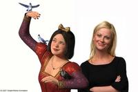 Amy Poehler voices Snow White in