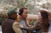 Nicolas Cage and Julianne Moore in
