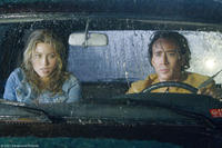 Jessica Biel and Nicolas Cage in