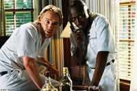 Owen Wilson and Eddie Griffin in