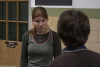 Ryan Pinkston and Kate Mara in