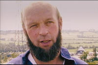 Young Michael Eavis
