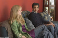 Jacinda Barrett and Kal Penn in
