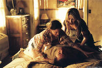 Agnes White (Ashley Judd), Peter Evans (Michael Shannon) and R.C. (Lynn Collins) in
