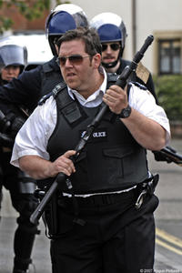 Nick Frost in