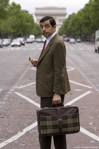 Mr. Bean (Rowan Atkinson) in