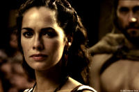 Lena Headey as Queen Gorgo in