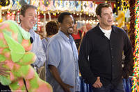 Tim Allen, Martin Lawrence and John Travolta in