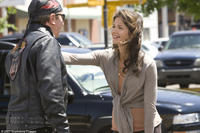 Tim Allen and Jill Hennessy in
