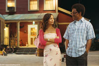 Kate (Thandie Newton), Norbit's (Eddie Murphy) childhood sweetheart, moves back to town in