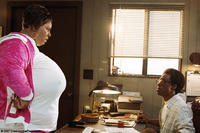 Rasputia has it in for Norbit (both Eddie Murphy) in